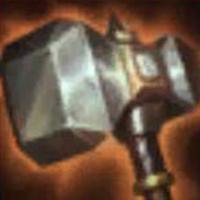 考尔菲德的战锤