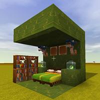 滑动生存小屋