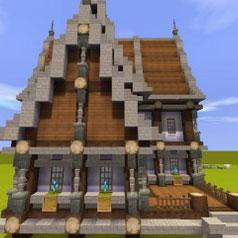中世纪别墅