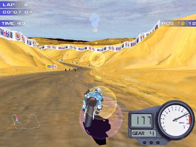 摩托英豪2(MOTO RACER 2)下载