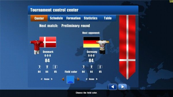 手球模拟:欧洲锦标赛2010(Handball Simulator: European Tournament 2010)下载