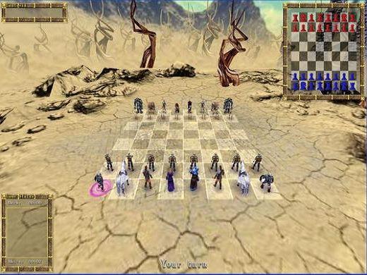 中世纪国际象棋下载