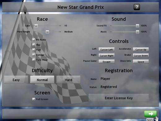 新星赛车锦标赛下载