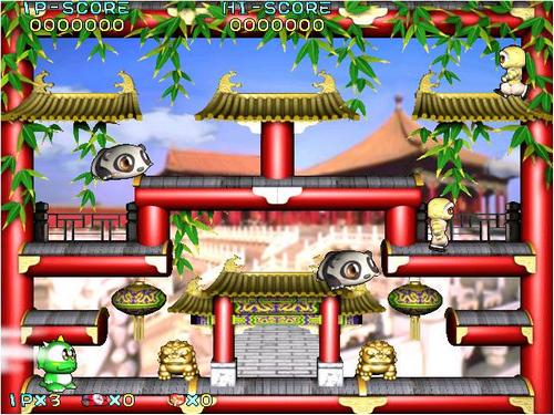 勇者泡泡龙3 中文版下载
