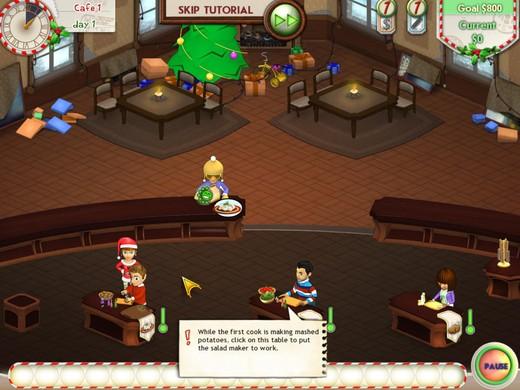 艾米丽的咖啡屋:圣诞节精神下载