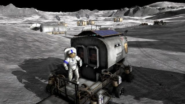 月球基地阿尔法(Moonbase Alpha)下载