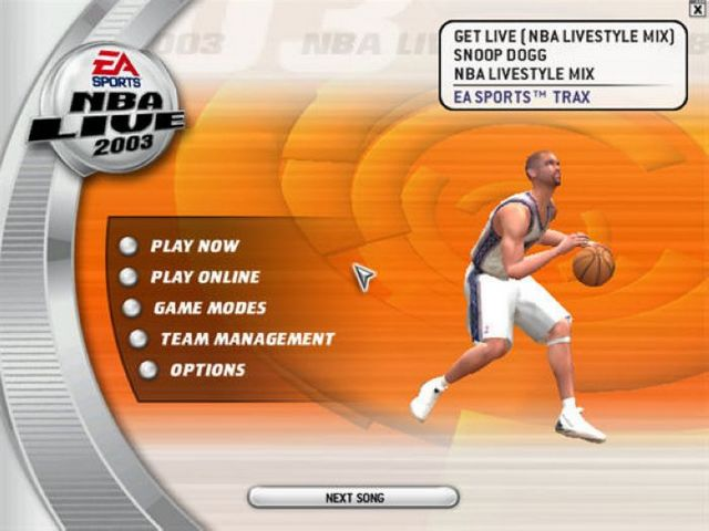 NBA Live 2003(NBA Live 2003)下载
