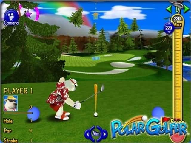 极地高尔夫(Polar Golfer)下载