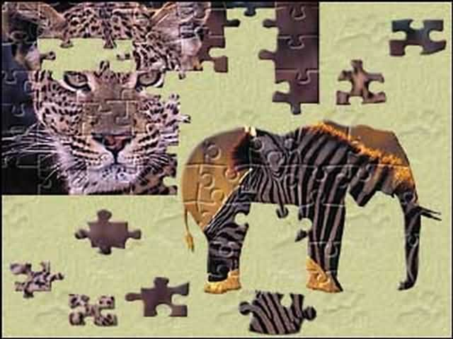 非洲动物拼图(Animals of Africa)下载