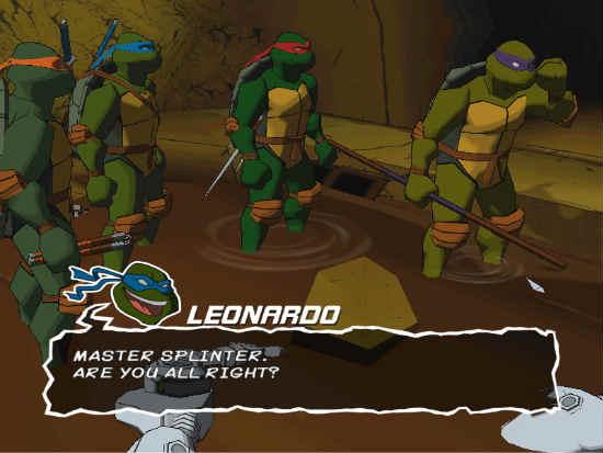 忍者神龟(Teenage Mutant Ninja Turtles)下载