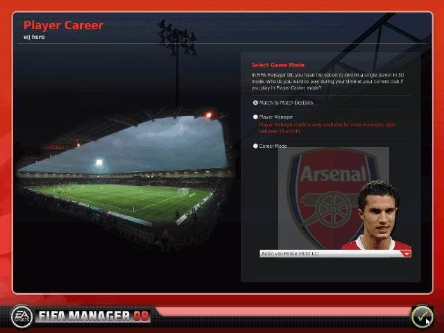 最佳足球经理2008下载