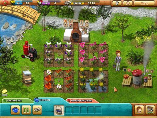 菲奥娜的完美花园下载