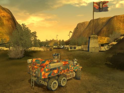燃烧飞车:末日浩劫(Hard Truck Apocalypse)下载