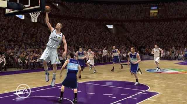 NBA live 2008简体中文版下载