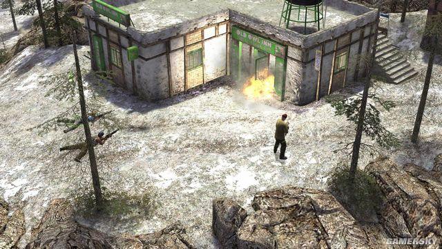 铁血联盟:交叉火力 中文版下载