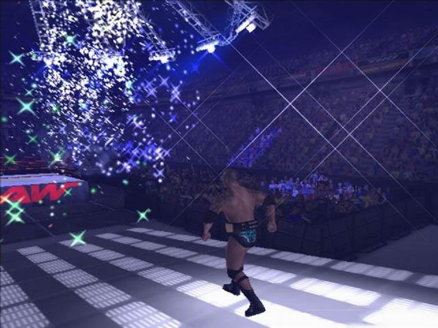 世界职业摔跤(WWE Raw)下载
