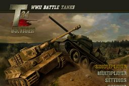 二战坦克:T-34对虎式(WWII Battle Tanks: T-34 vs. Tiger)