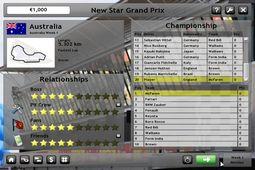 新星赛车锦标赛