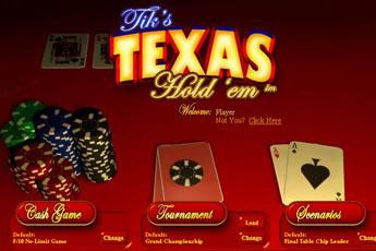德克萨斯纸牌