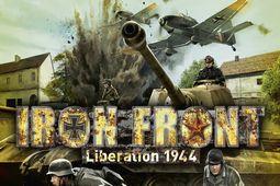 钢铁前线:解放1944 中文版