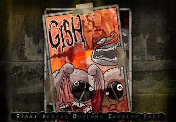 史莱姆吉什(Gish)
