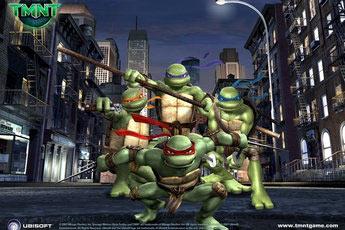 忍者神龟(Teenage Mutant Ninja Turtles)