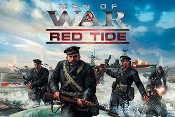 战争之人:赤潮 中文版