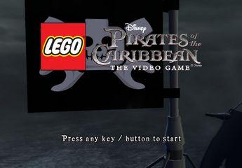 乐高加勒比海盗:亡灵�