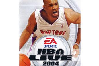 美国职业篮球2004(NBA Live 2004)