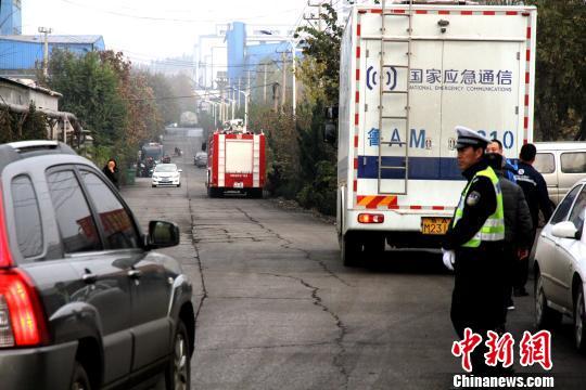 山东平阴炭素厂仓库爆炸原因是什么?6死2重伤!