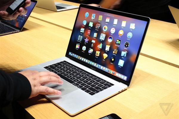 Mac笔记本销量下滑:苹果电脑出货量大减