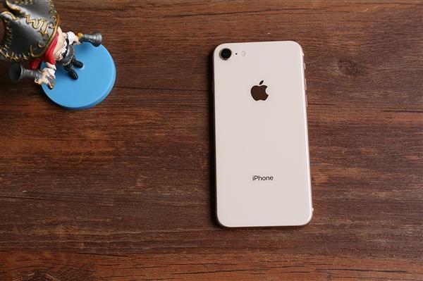 疑似iPhone 9真机谍照曝光:iPhone 8造型微调