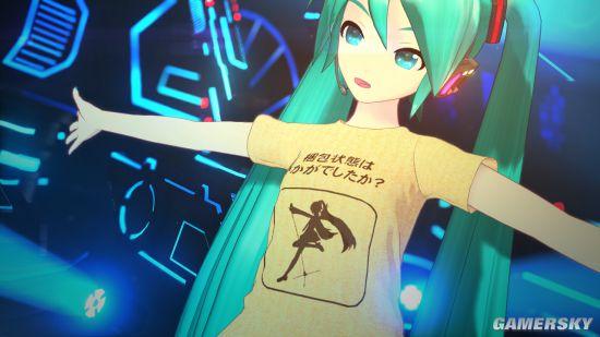 NS《初音未来》迎新DLC 免费下载多样T恤设计包