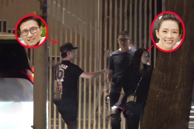 章子怡汪峰见刘强东夫妇聚会画面曝光 博纳影业老板同行疑似有新合作