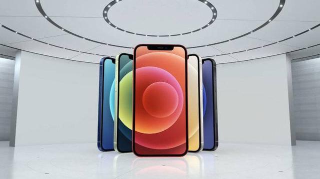 iPhone12系列手机均支持5G iPhone 12起售价799美元
