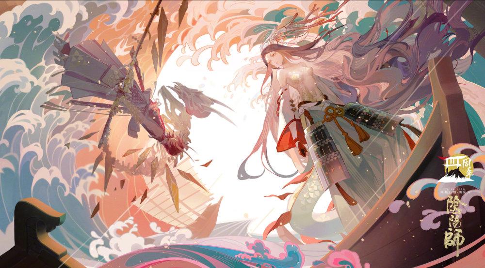 阴阳师,妖狐新皮肤登场,有望加入皮肤池,颜值比肩花合战