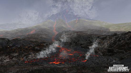 《绝地求生》新赛季更新 全新火山地图上线