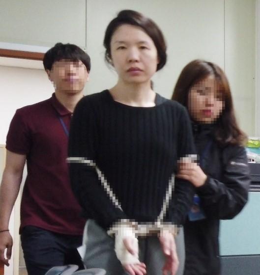 韩国女子杀前夫抛尸全国被判无期怎么回事?手段残忍让人毛骨悚然