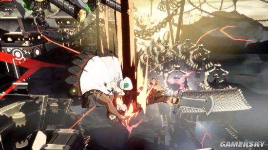 《罪恶装备STRIVE》游戏模式预告 豪华版4.6发售