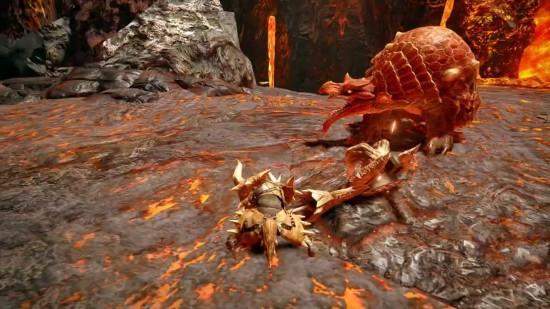《怪猎崛起》全新宣传片公布 展示大量实机内容及怪兽情报