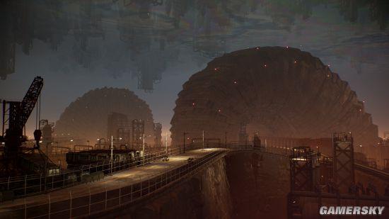 《猩红节点》多张截图公布 展示游戏地点、人物等