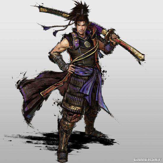 《战国无双5》将有27名武将登场 典藏版内容公开