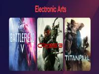 Steam平台EA旗下FPS游戏特惠:《战地5》折后75元