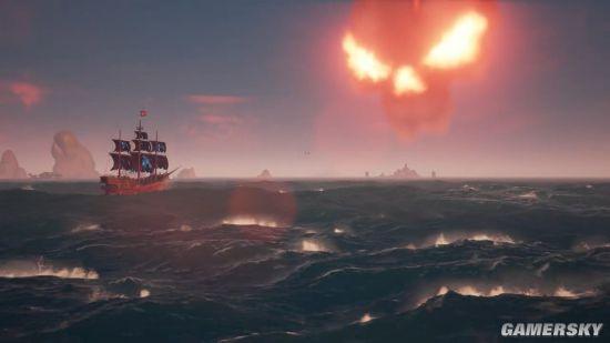 《盗贼之海》第二赛季4月15日上线 或加入新堡垒内容