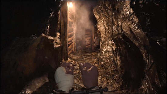 《生化8》新演示公布 怪物开大会、被吸血夫人追杀