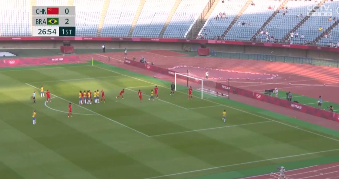 奥运会中国女足VS巴西女足直播在线看 奥运中国女足VS巴西回放完整视频