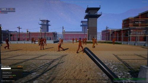 《监狱模拟器》11月4日发售 第一人称体验狱警生涯