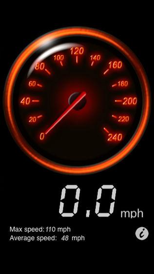 车速表软件截图0