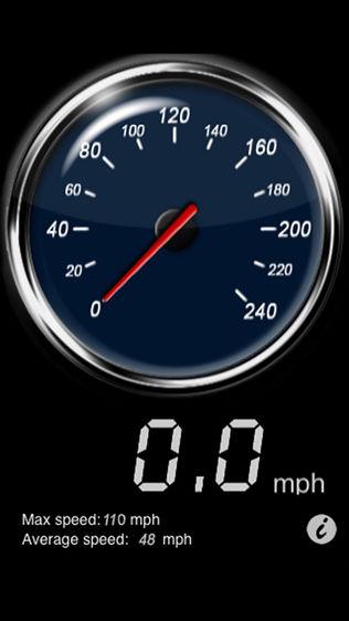 车速表软件截图1