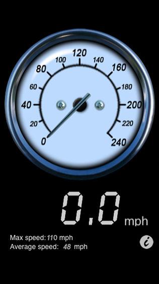 车速表软件截图2